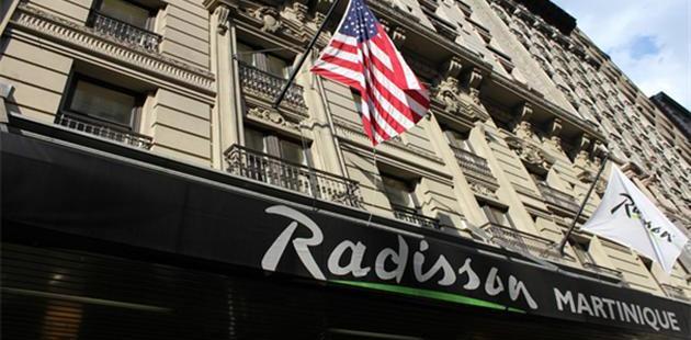 Radisson Martinique On Broadway Hotel New York Usa