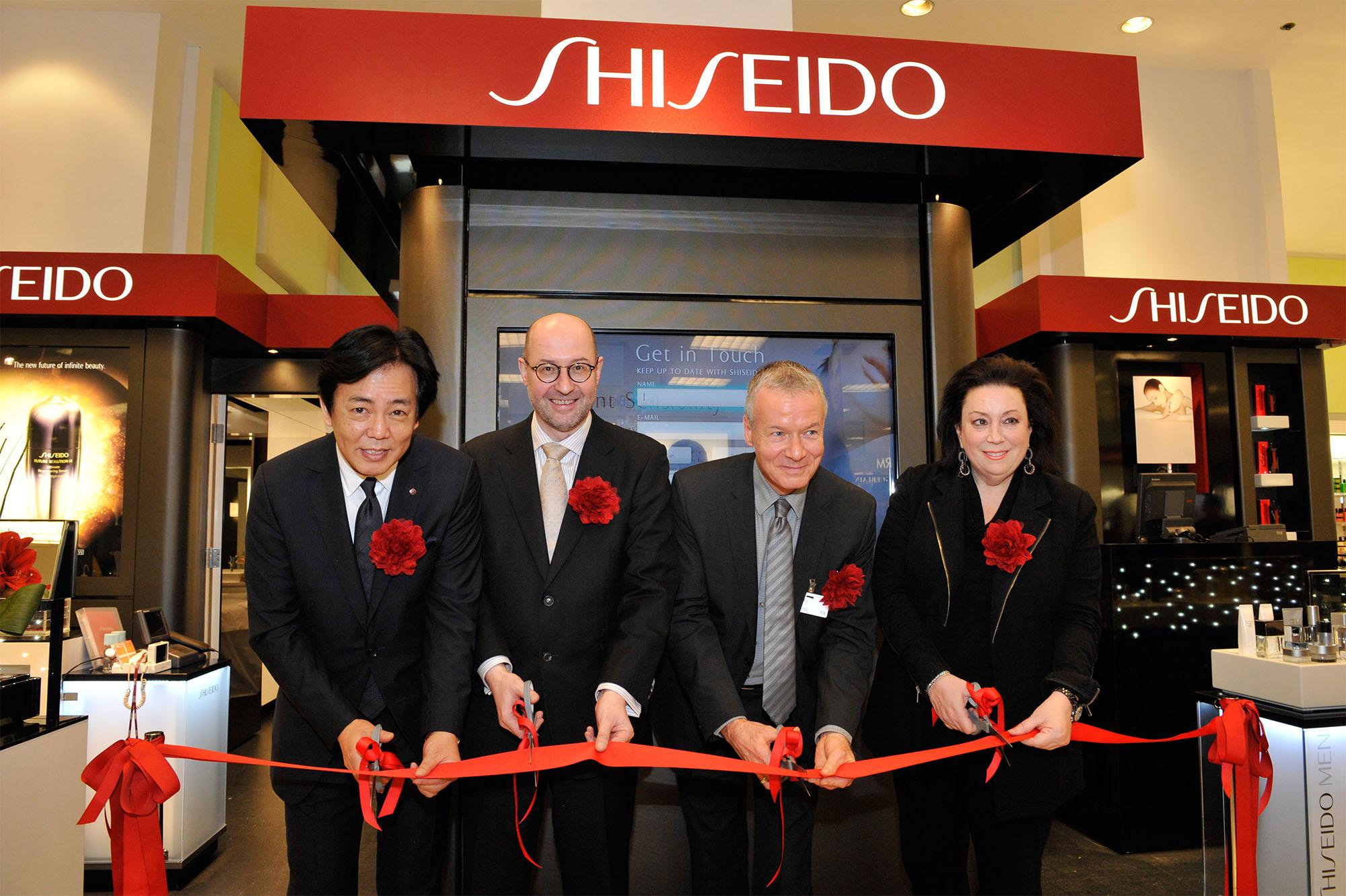 Shiseido Company, Limited