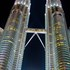 Day to Night at Petronas Twin Towers