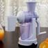 Amiraj Fruit & Vegetable Juicer white