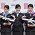 All Nippon Airways' chic new uniforms for staffs