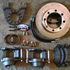 14 Bolt Rear Disc Brake Conversion Kit